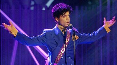 Imagen reciente de Prince