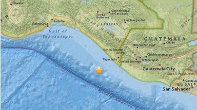 Un terremoto de 5,6 sacude el suroeste de México
