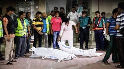 Asesinados a machetazos dos activistas gays en Bangladesh