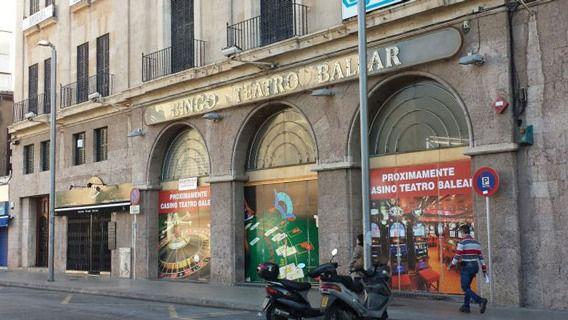 Noguera recuerda que fue el PP el que no dio luz verde al Casino Teatro Balear