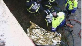 Cinco muertos al salirse una furgoneta de la calzada en Murcia