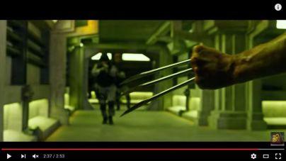 Lobezno se cuela en el tráiler de X-Men Apocalipsis