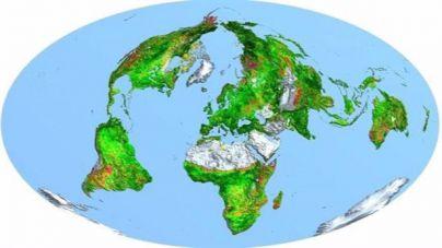 La Tierra es más verde ahora que hace 30 años