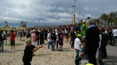 La próxima gran excursión etílica en Platja de Palma será este domingo