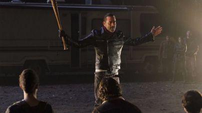 Un trabajador de 'The Walking Dead' filtra a quién ha matado Negan