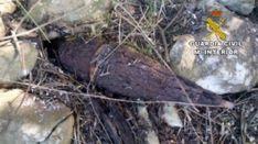 Desactivada una granada de mortero de la Guerra Civil
