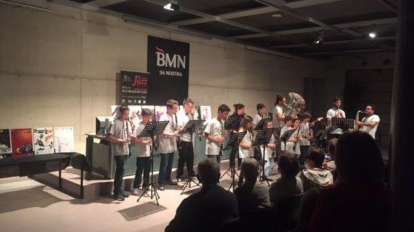 Los premios del concurso de carteles de Jazz congregan a 150 personas