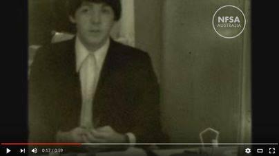 Salen a la luz imágenes inéditas de The Beatles grabadas en 1965
