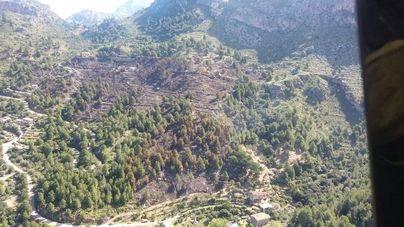 Arranca la época de peligro de incendios forestales