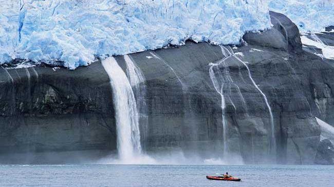 El 40% de la costa de Groenlandia está a salvo del deshielo
