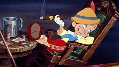 Hollywood quiere mostrar personajes fumando en las infantiles