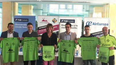 El Palma Futsal obsequirá a sus aficionados asistentes a la final de la Copa