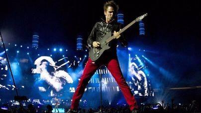 Muse llega a España con 24 conciertos