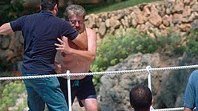 Absueltos todos los implicados en los incidentes de la piscina de Pedro J. Ramírez