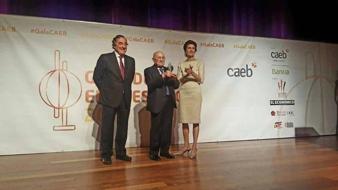 Antoni Fontanet es elegido Empresario del A�o por la CAEB