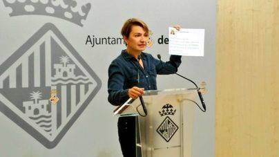 El PP-Palma pide la reprobación de Neus Truyol por la pérdida de banderas azules