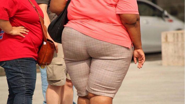 También es la zona con menor incidencia de sobrepeso