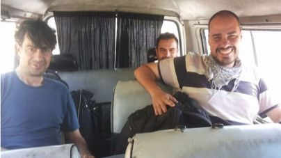 Liberados los periodistas españoles secuestrados en Siria hace casi un año