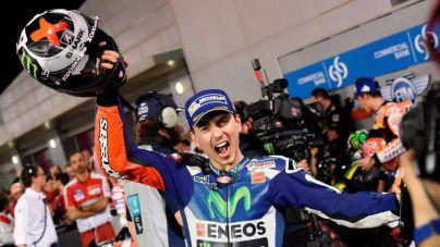 Lorenzo arrasa en Le Mans