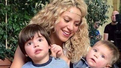 Shakira presume de maternidad posando