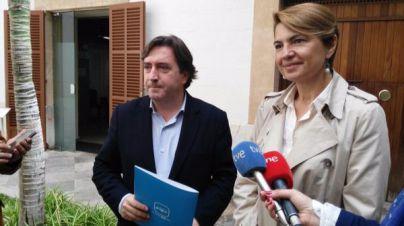 El PP exige al Consell que proteja el monolito de Sa Feixina hasta la resolución del expediente