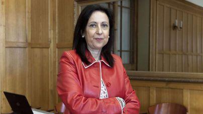 Margarita Robles vuelve a la primera fila de la política