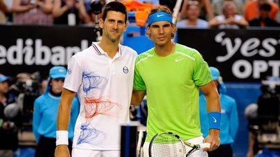 Nadal y Djokovic se cruzan en cuartos de final de Roma