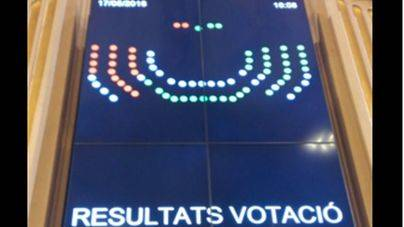 El Parlament admite que Palma vuelva a ser Palma