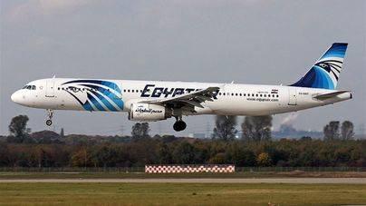 Desaparece de un avión de Egypt Air procedente de Paris