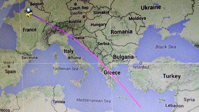 El avión desaparecido de Egypt Air se ha estrellado cerca de una isla griega