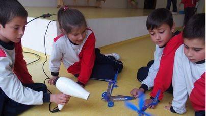Endesa convierte la energía en un juego para escolares de Baleares