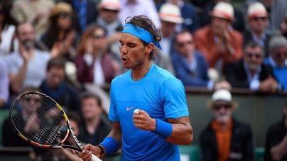 Nadal inicia la reconquista de su trono en el Roland Garros con Groth