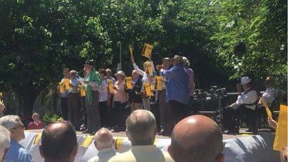 La Torrada per Sa Feixina reúne 2.000 firmas contrarias al derribo