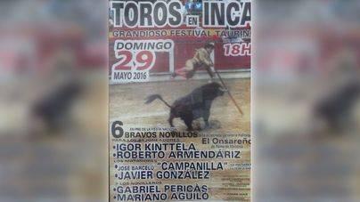 Los organizadores de la corrida de toros en Inca incumplen las exigencias del Ajuntament