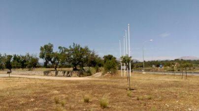 Nueva trifulca en Llubí por la guerra de banderas