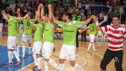 El Palma Futsal pasa con holgura a semifinales