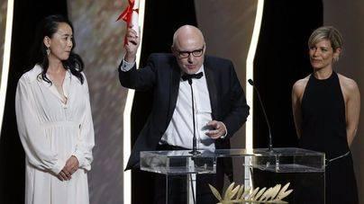 Juanjo Giménez logra la Palma de Oro al mejor cortometraje