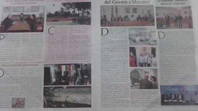 El alcalde de Marratxí utiliza la revista municipal para hacerse autobombo