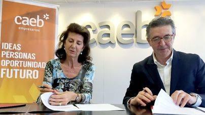 CAEB y Tressis suscriben un acuerdo para mejorar la gestión de patrimonios de las empresas