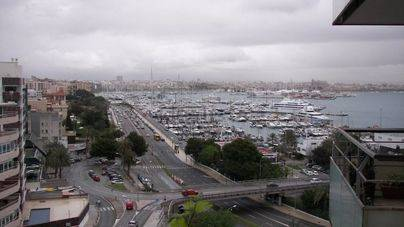 Imagen de la zona pr�xima a los aparcamientos citados