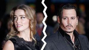 Johnny Depp y Amber Heard se divorcian
