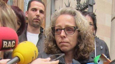 Absueltos los mossos acusados de la pérdida de un ojo de una manifestante