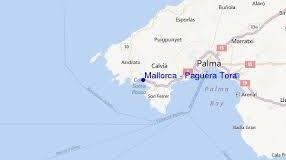 Los encuestados de mallorcadiario.com prefieren Paguera como aparece en el mapa