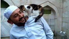 La toma de fotograf�as con gatos se ha extendido entre los saud�es