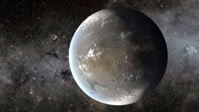 El planeta está situado en la dirección de la constelación de Lyra