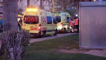 Un accidente de tráfico se cobra la vida de una persona y deja 5 heridos graves en Sant Llorenç