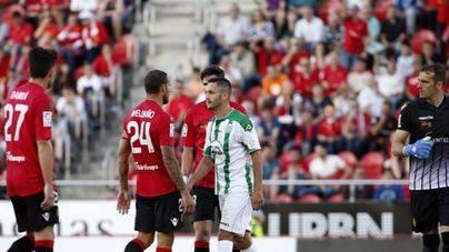 La AFE denuncia insultos racistas y xenófobos contra Florin Andone en el partido del Iberostar Estadi