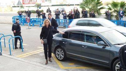 La infanta Cristina e Iñaki Urdangarin vuelven a Palma