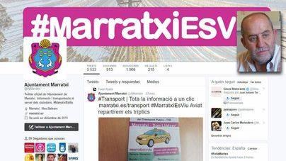 Marratxí bloquea a los internautas descontentos con su gestión