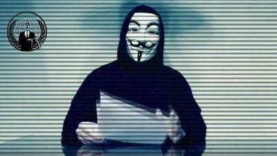 Anonymous difunde datos personales de 5.400 policías nacionales